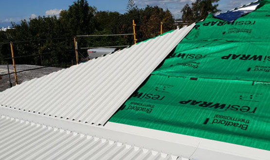 How We Restore Roofs